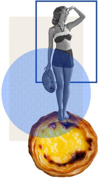 Colagem digital Marias há muitas Studio
